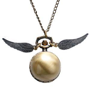 Vreckové Hodinky Golden Snitch KP3521