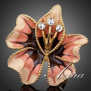 Prsteň Blossom AZORA KP502