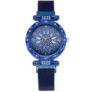 Magnetické Hodinky Tinsel-Modrá KP5086