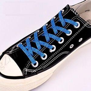 Magnetické šnúrky do topánok-Modrá KP5872