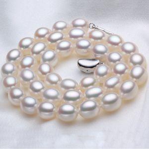 Perlový náhrdelník Lacey Majesty - Biela KP1916