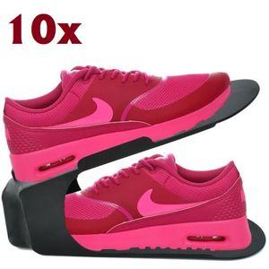 10x Organizér na topánky-Čierna KP7127